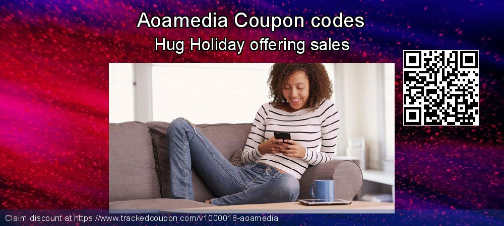 Aoamedia Coupon discount, offer to 2019 Summer