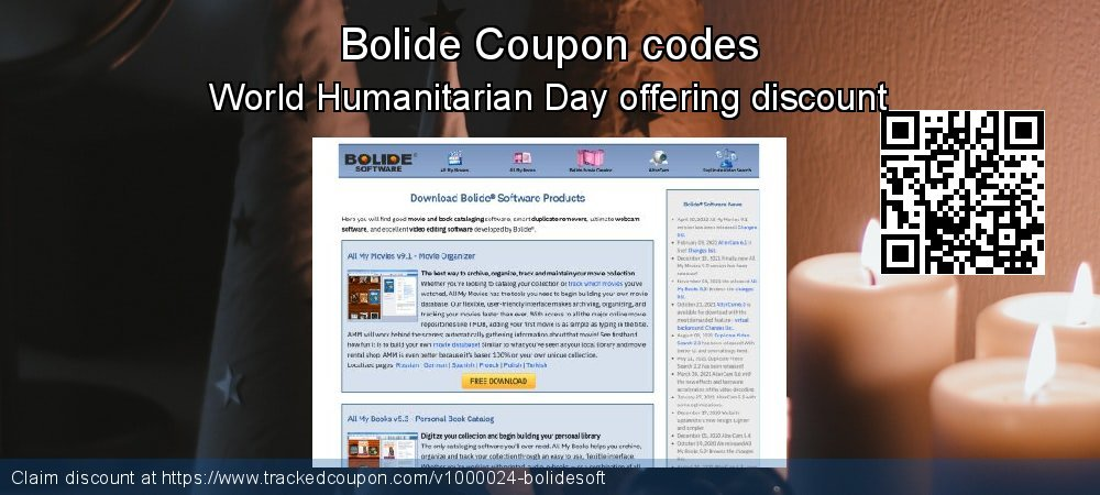 Bolide Coupon discount, offer to 2020 April Fool's Day
