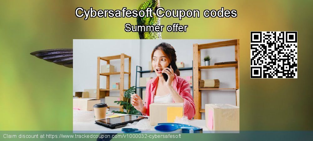 Cybersafesoft Coupon discount, offer to 2019 Back to School shopping