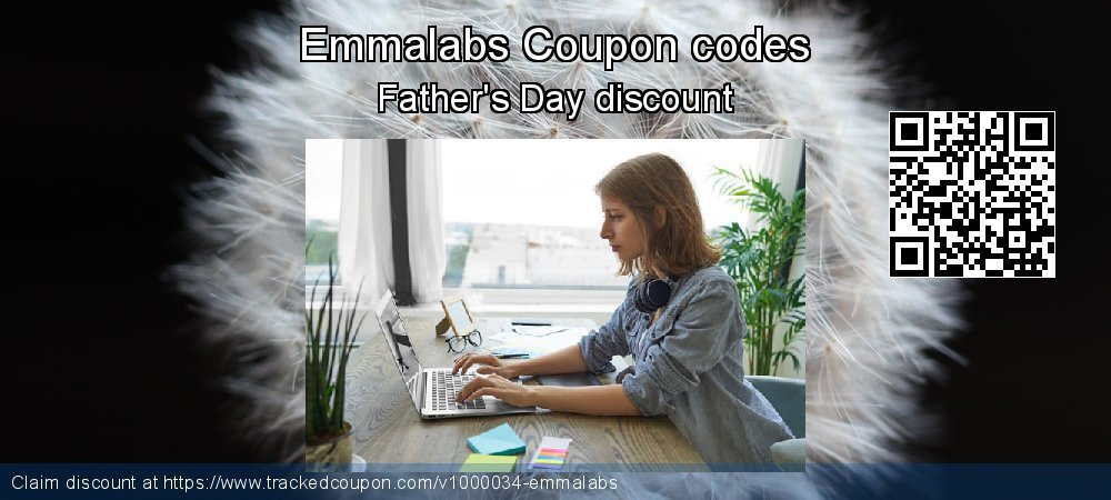 Emmalabs Coupon discount, offer to 2020