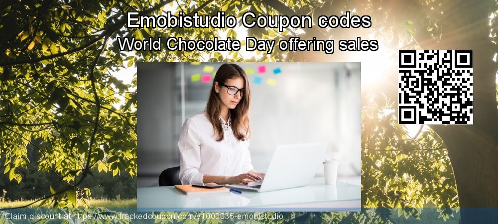 Emobistudio Coupon discount, offer to 2019 May Day