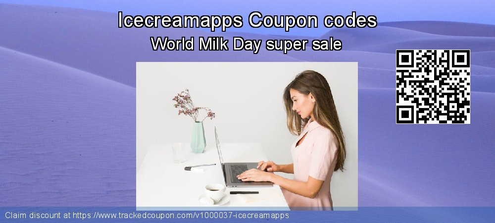 Icecreamapps Coupon discount, offer to 2019 Back to School season