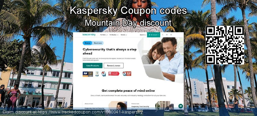 Kaspersky Coupon discount, offer to 2019 Christmas