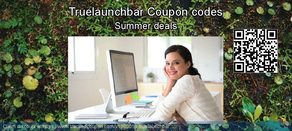 Truelaunchbar Coupon discount, offer to 2020