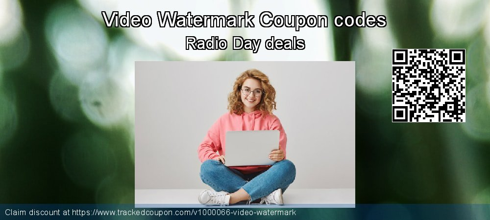 Video Watermark Coupon discount, offer to 2019 Back to School coupons