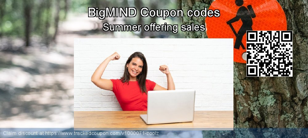 BigMIND Coupon discount, offer to 2019 Thanksgiving