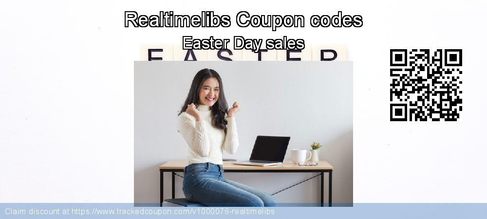 Realtimelibs Coupon discount, offer to 2020 Happy New Year