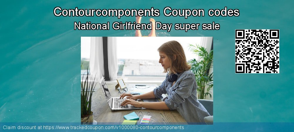 Contourcomponents Coupon discount, offer to 2021