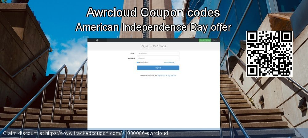 Awrcloud Coupon discount, offer to 2020 Easter