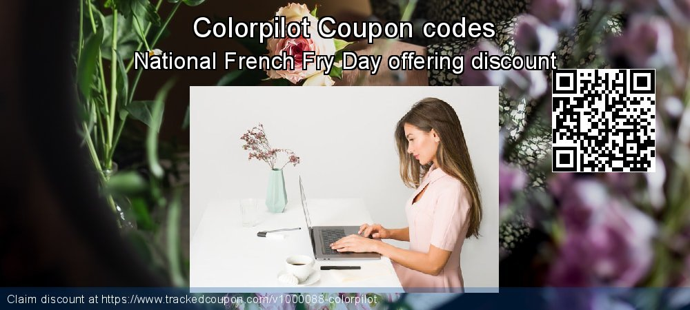 Colorpilot Coupon discount, offer to 2019 Black Friday