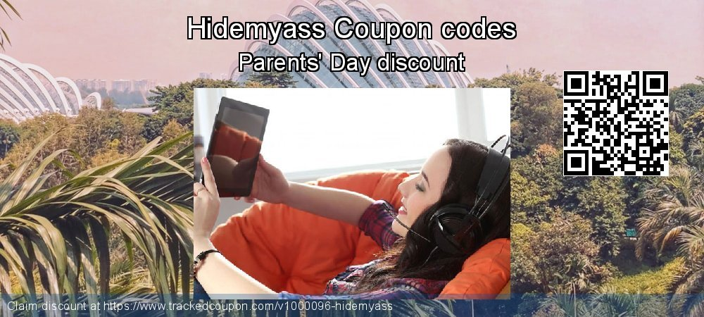 Hidemyass Coupon discount, offer to 2020 New Year's Day