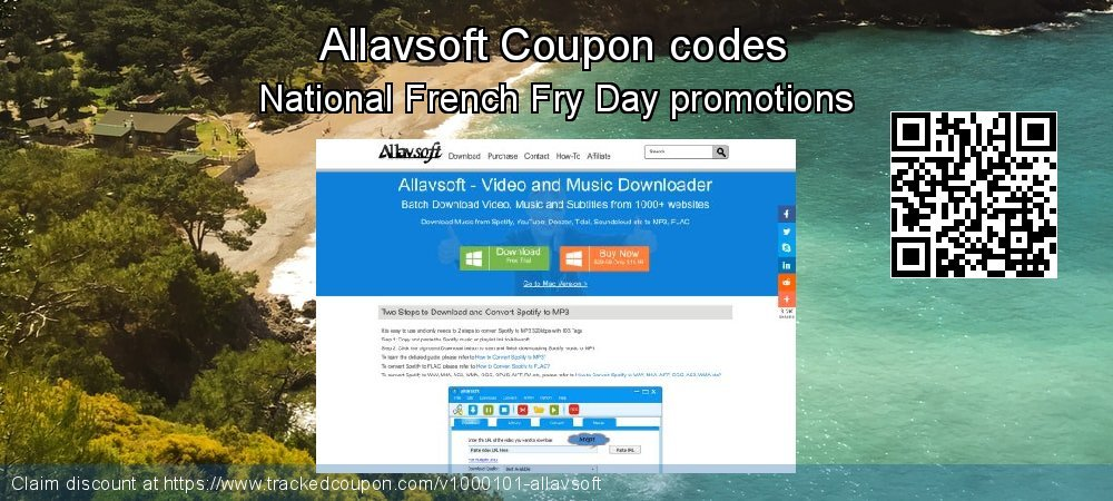 Allavsoft Coupon discount, offer to 2020