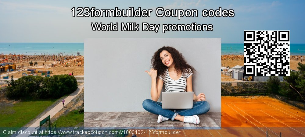 123formbuilder Coupon discount, offer to 2021
