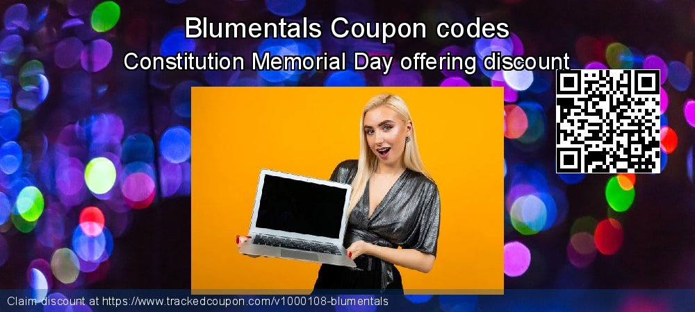 Blumentals Coupon discount, offer to 2019 Halloween