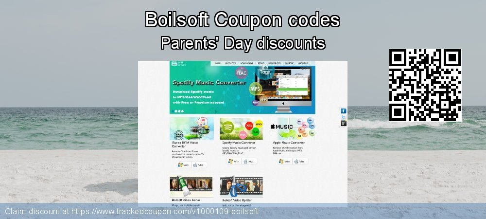 Boilsoft Coupon discount, offer to 2019 Halloween