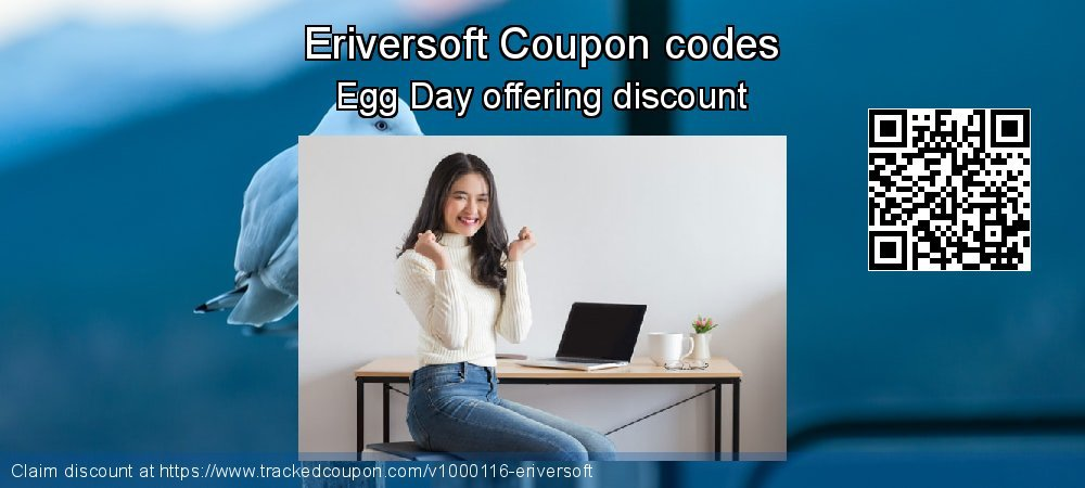 Eriversoft Coupon discount, offer to 2019 May Day