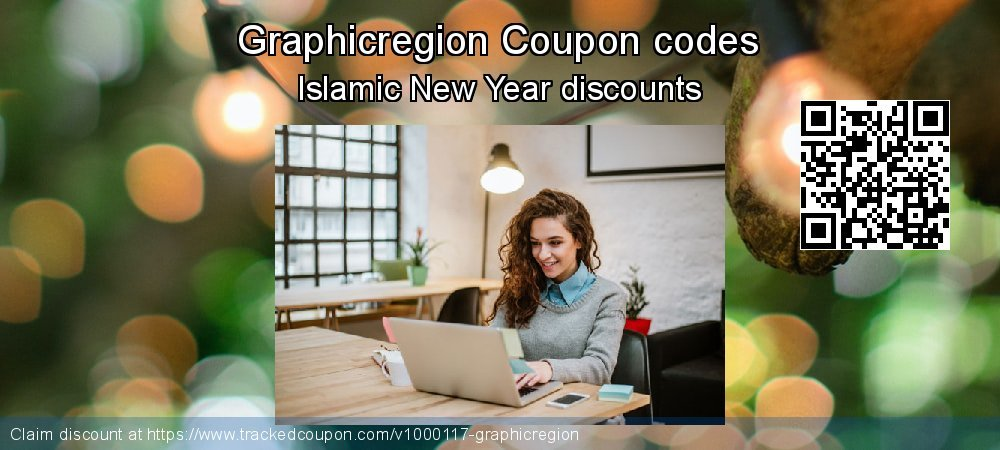Graphicregion Coupon discount, offer to 2020 Valentine's Day
