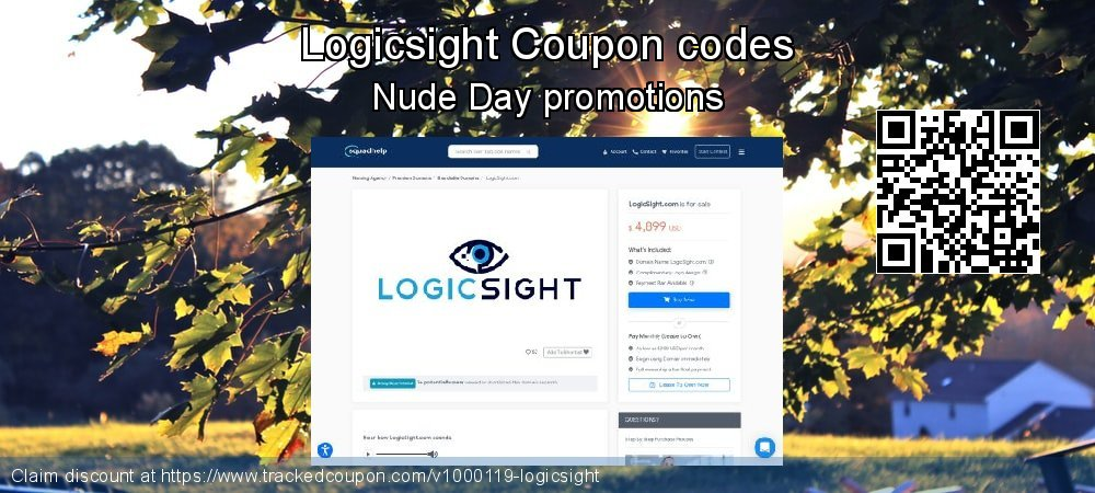 Logicsight Coupon discount, offer to 2019 Back to School shopping