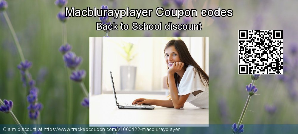 Macblurayplayer Coupon discount, offer to 2019 Back-to-School event