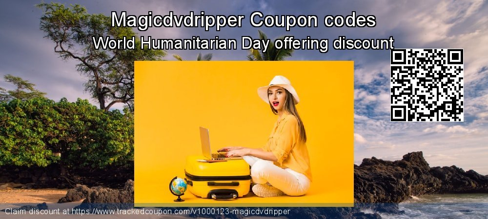 Magicdvdripper Coupon discount, offer to 2019 New Year's eve