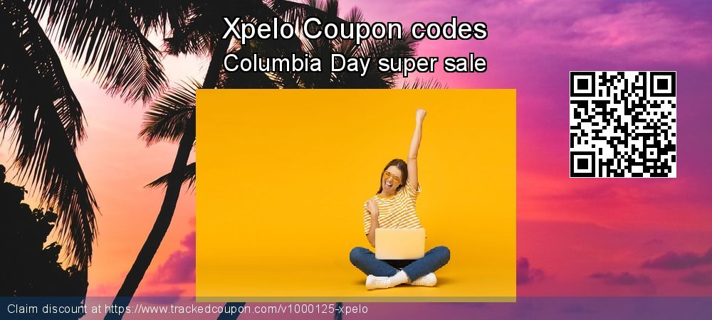 Xpelo Coupon discount, offer to 2019 Halloween