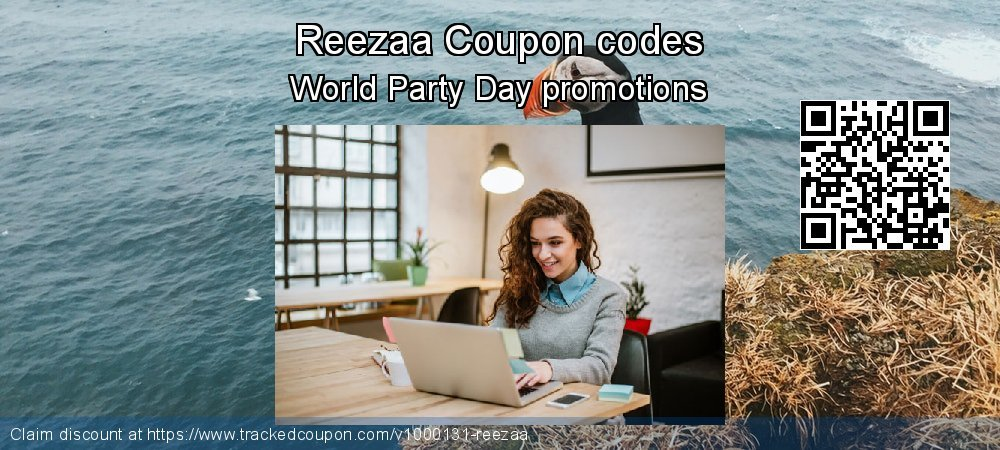 Reezaa Coupon discount, offer to 2019 End of Year