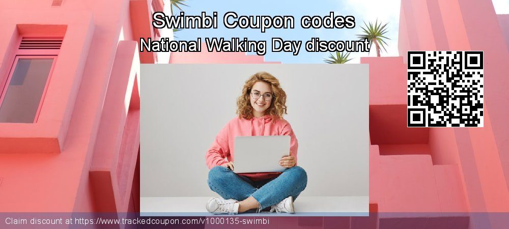 Swimbi Coupon discount, offer to 2019 US Independence Day