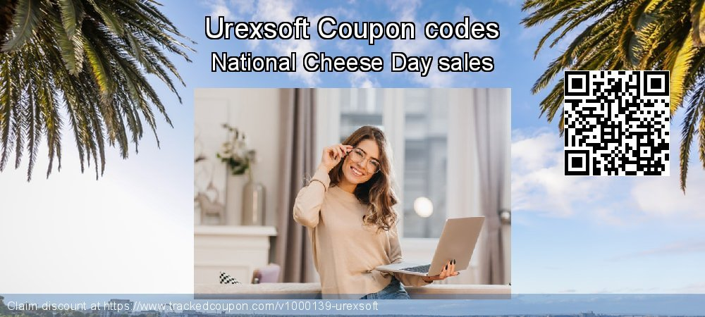 Urexsoft Coupon discount, offer to 2019 May Day