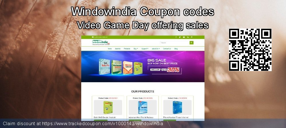 Windowindia Coupon discount, offer to 2019 Exclusive Student deals