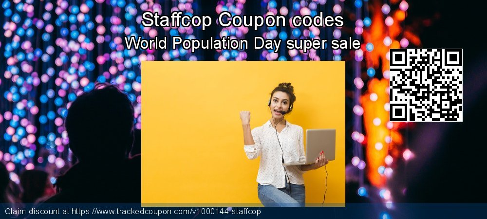 Staffcop Coupon discount, offer to 2019 Xmas Day