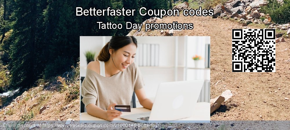 Betterfaster Coupon discount, offer to 2019 Summer