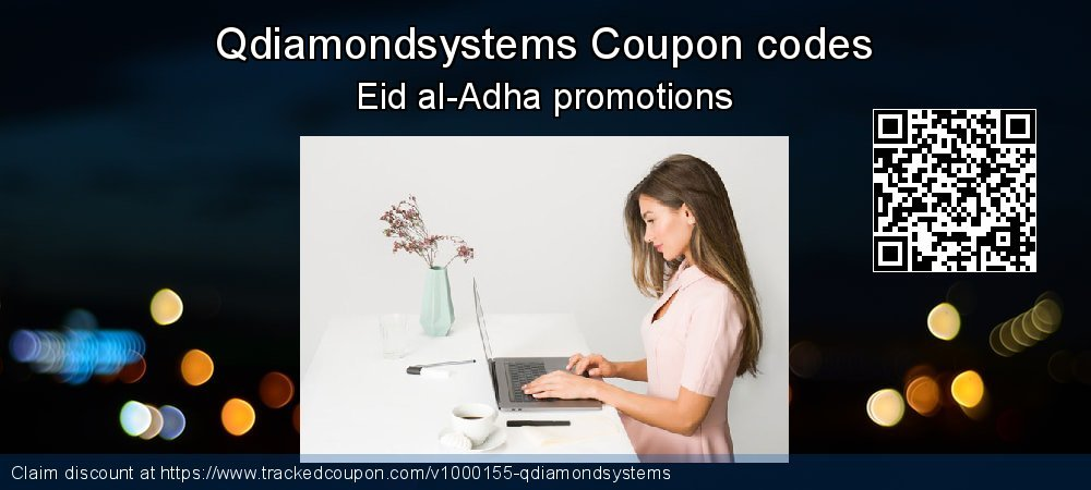 Qdiamondsystems Coupon discount, offer to 2020