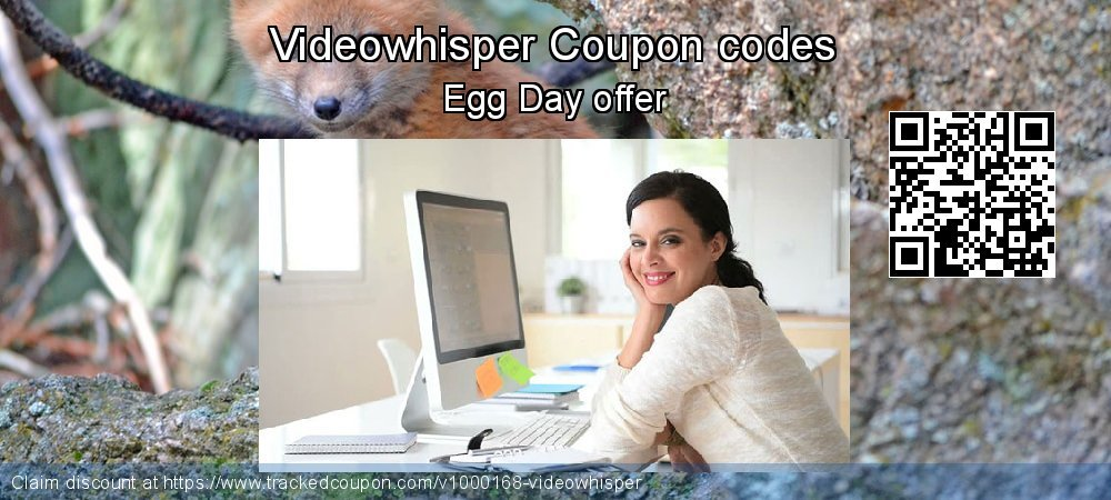 Videowhisper Coupon discount, offer to 2019 New Year's eve