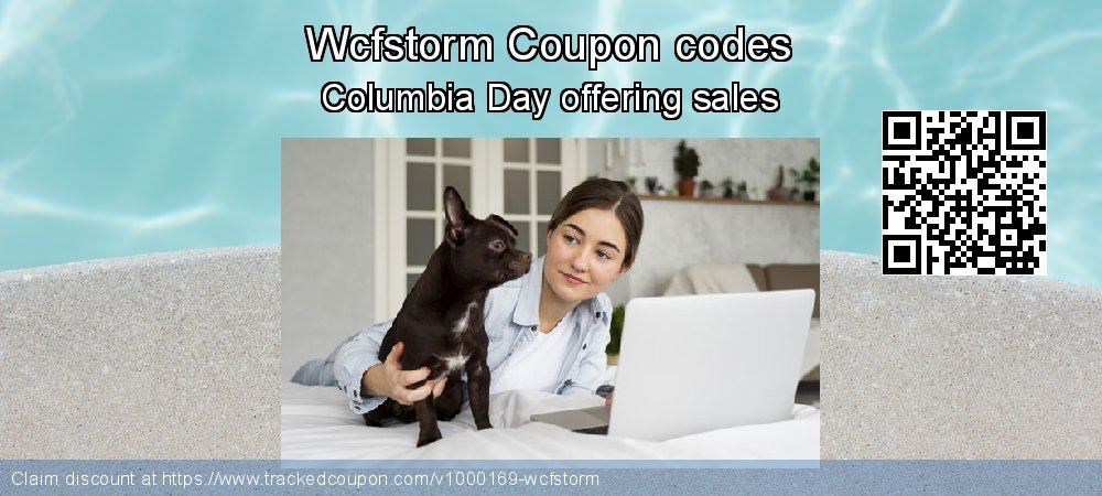 Wcfstorm Coupon discount, offer to 2020 Spring