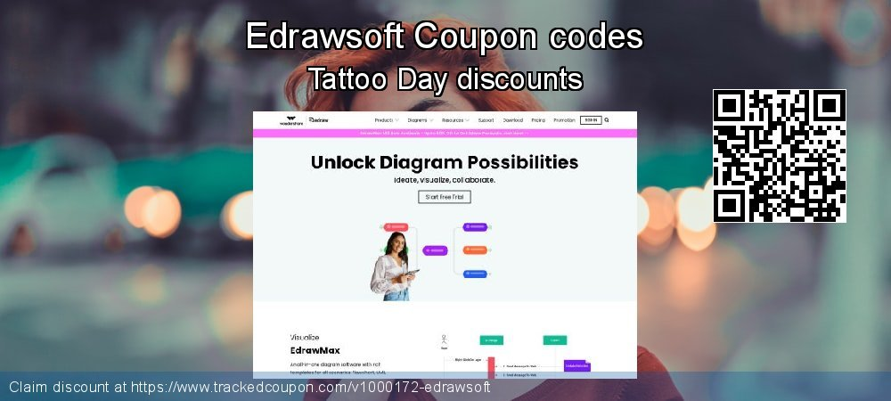 Edrawsoft Coupon discount, offer to 2019 Back to School deals