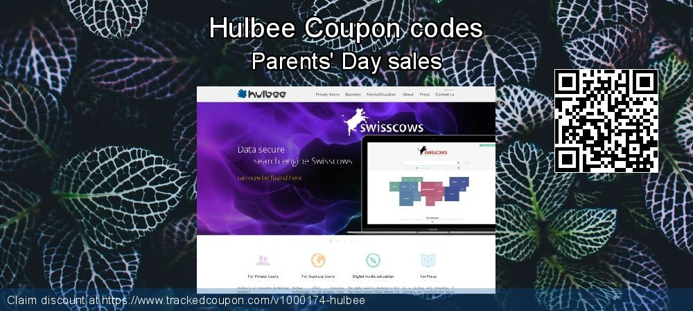 Hulbee Coupon discount, offer to 2019 Father's Day