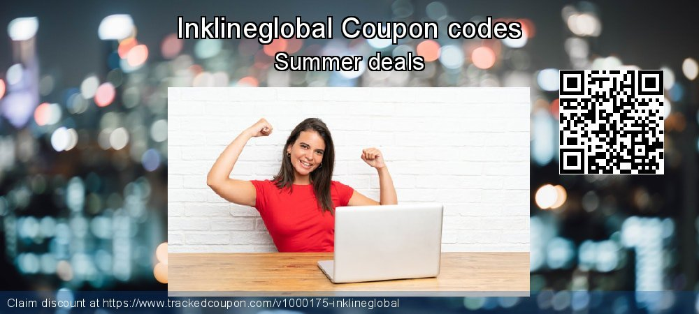 Inklineglobal Coupon discount, offer to 2020