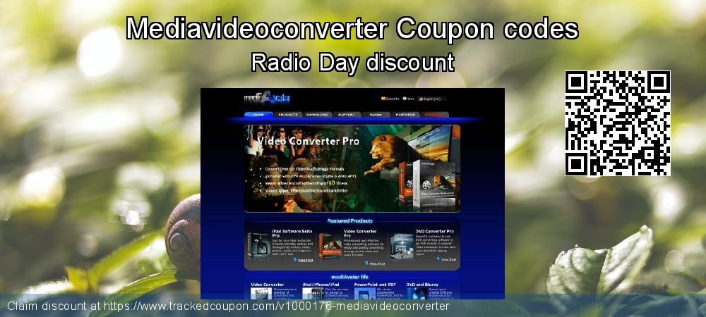 Mediavideoconverter Coupon discount, offer to 2019 Mid-year