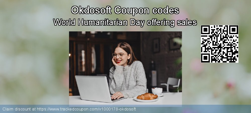 Okdosoft Coupon discount, offer to 2019 X'mas