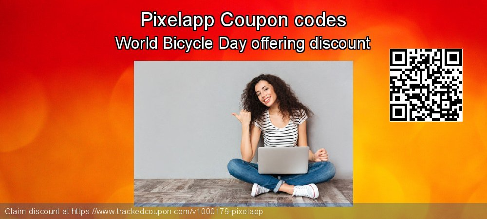 Pixelapp Coupon discount, offer to 2019 Christmas & New Year