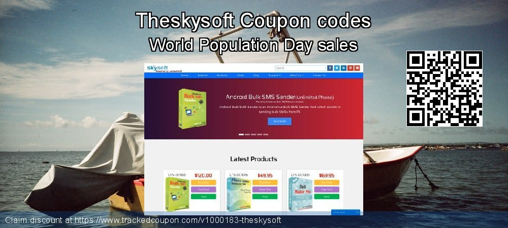 Theskysoft Coupon discount, offer to 2019 Father's Day