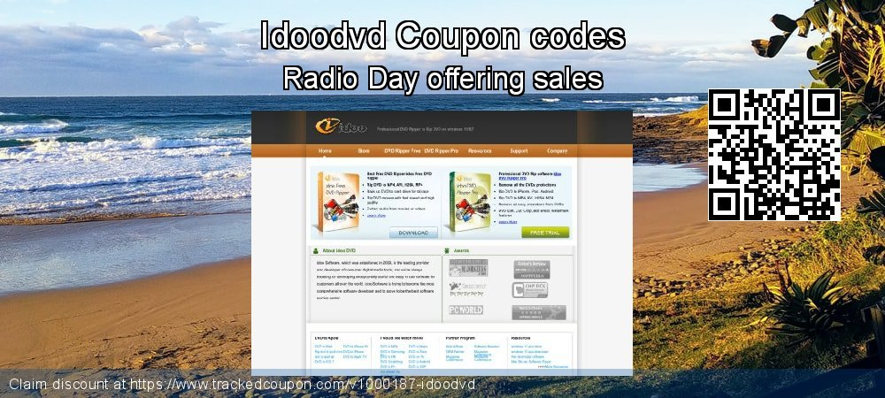 Idoodvd Coupon discount, offer to 2019 Back-to-School event