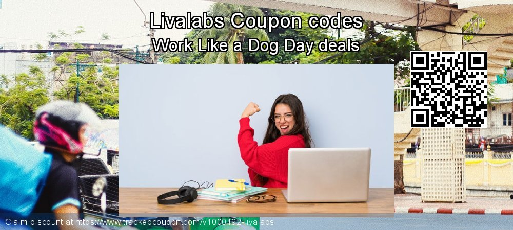 Livalabs Coupon discount, offer to 2021