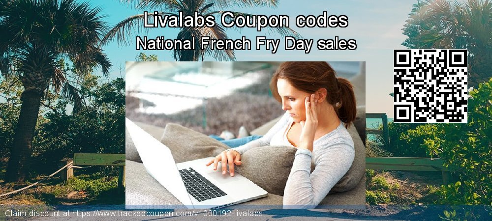 Livalabs Coupon discount, offer to 2019 Halloween