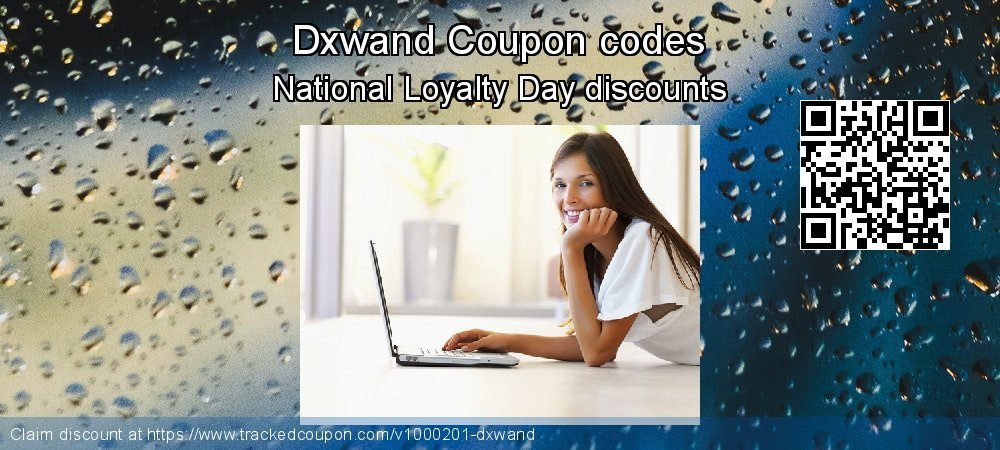 Dxwand Coupon discount, offer to 2019 New Year's eve