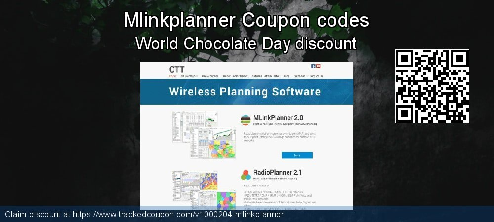 Mlinkplanner Coupon discount, offer to 2019 Halloween