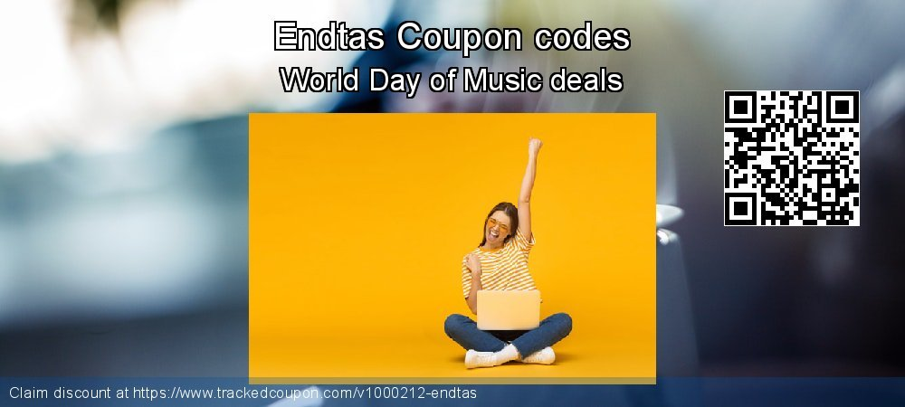 Endtas Coupon discount, offer to 2020 Lunar New Year