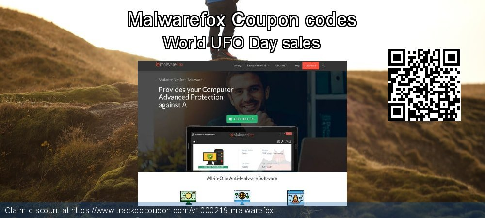 Malwarefox Coupon discount, offer to 2020 Happy New Year