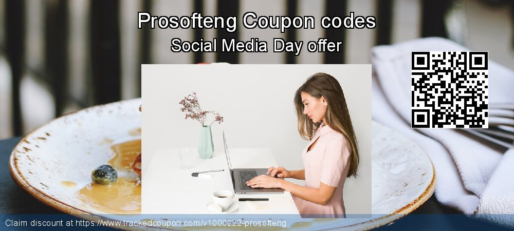 Prosofteng Coupon discount, offer to 2020 New Year's Day
