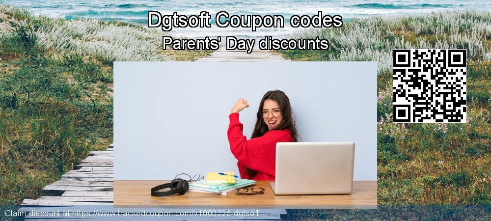 Dgtsoft Coupon discount, offer to 2019 Year-End